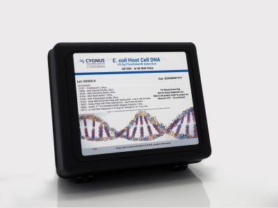 E. coli Host Cell DNA Detection Kit in Wells