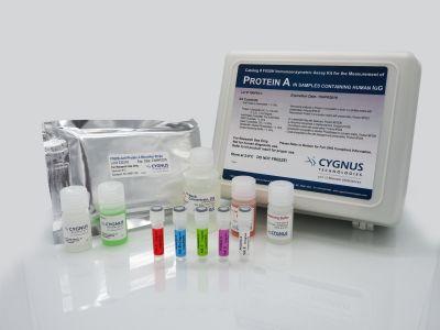 Protein A-H ELISA Kit (Human IgG)