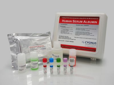 Human Serum Albumin ELISA Kit