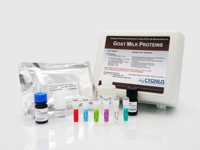 Total Goat Milk Proteins ELISA Kit