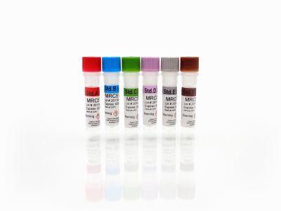 MRC5 HCP Standards Set, A-F, 1 ml