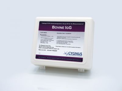 Bovine IgG ELISA Kit