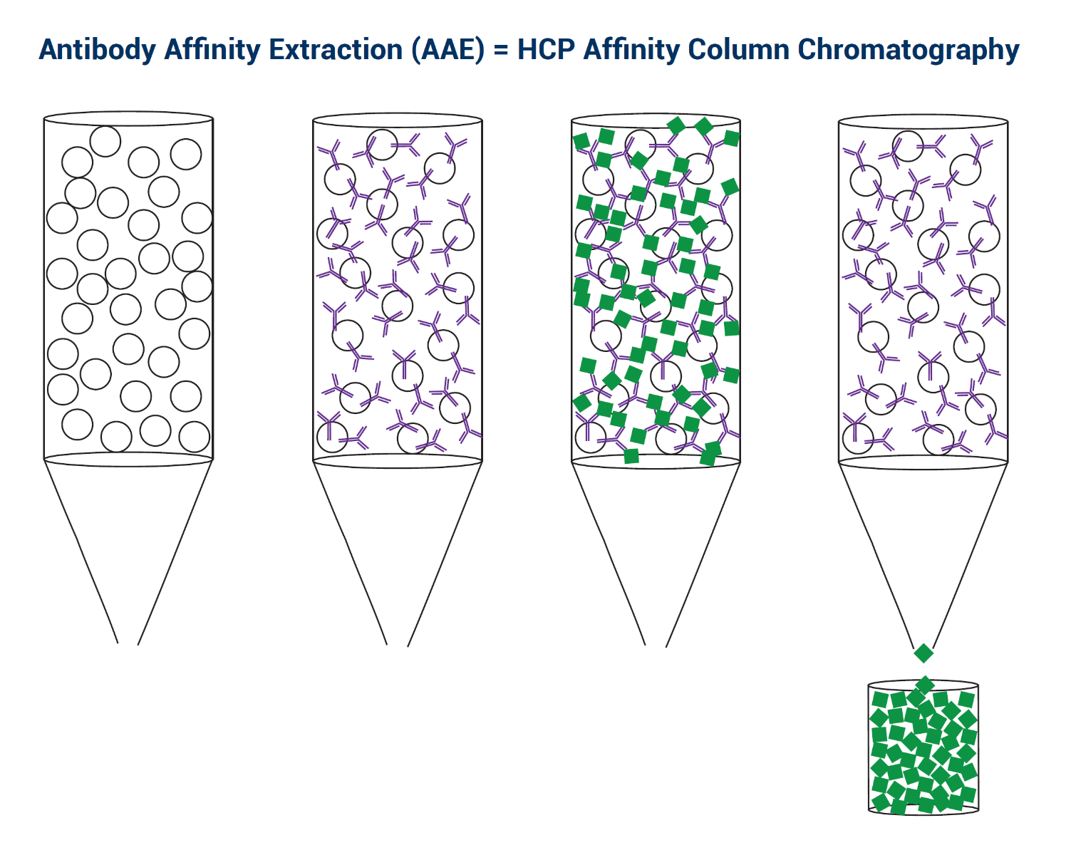 Antibody Affinity Extraction