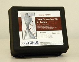 D100T -- DNA Extraction Kit in Tubes